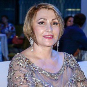 LUDMILA GOMONOVA
