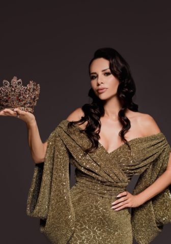 Julia Lebedeva Mrs Elite Beauty Queen 2019